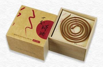 十分琦楠3.5H盤香補充木盒