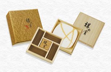 禪之賞57臥香三層盒