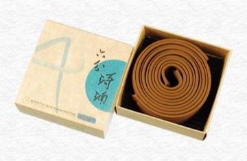 六分琦楠3.5H盤香補充盒