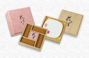 花之賞57臥香三層盒